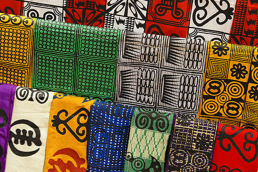 Michele Burgess - African Textiles