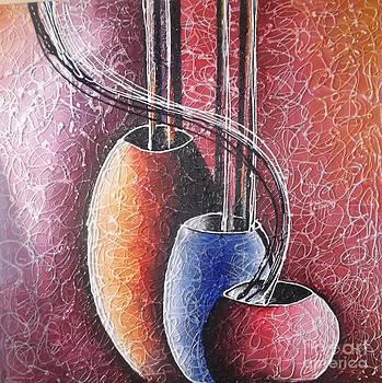 African Vases by David Aruna
