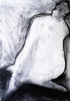 After Life Drawing 3 by Helen Syron