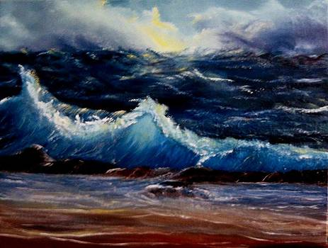 After Storm by Liana Horbaniuc