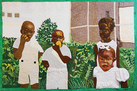 After The Funeral-1943 by Aisha Lumumba