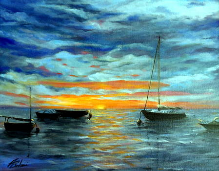 After The Storm by Anne Barberi