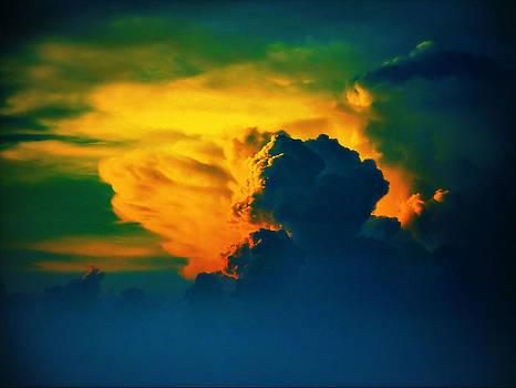 After the storm by Slawek Sepko