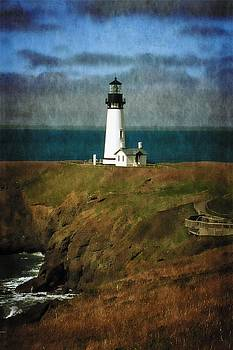 Thom Zehrfeld - Afternoon At The Yaquina Head Lighthouse
