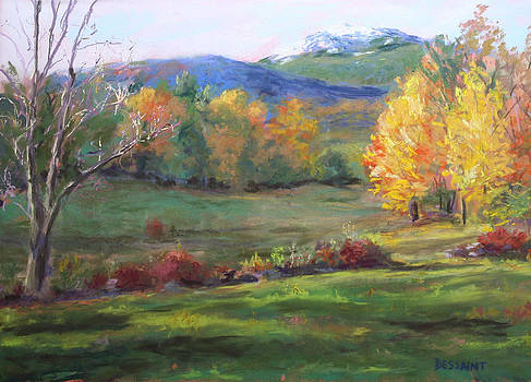 Afternoon Delight by Linda Dessaint