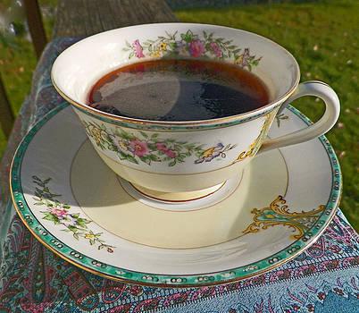 Afternoon Tea by Seth Shotwell