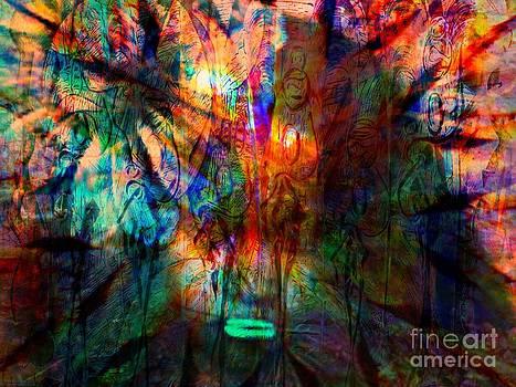 Again Innocene in Madness by Fania Simon