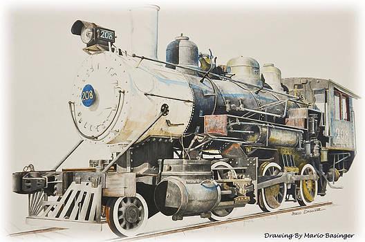 Aged iron by Mario Basinger