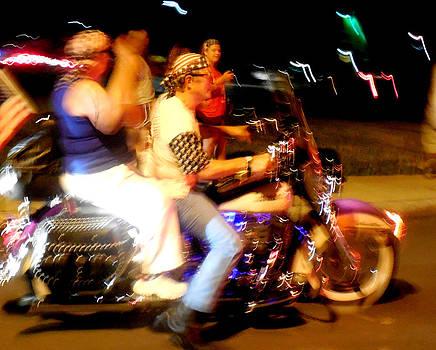 Ageless Harley Guy by Glenn McCurdy