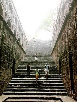 Jyoti Vats - Agrasen ki Bowli-Monument