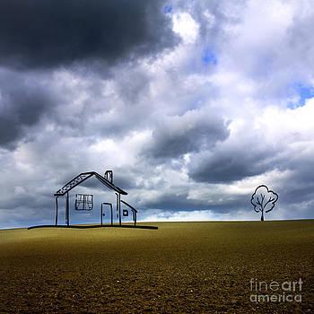 BERNARD JAUBERT - Agriculture landscape