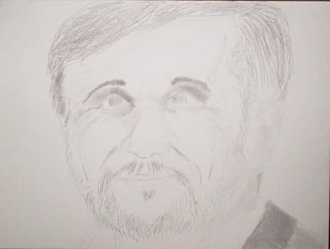 Ahmadinejad by Rob Spencer