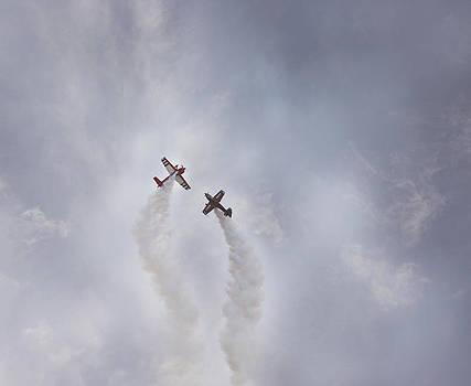 Air Show #3 by Pat Abbott