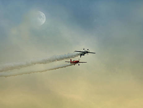 Air Show #35 by Pat Abbott