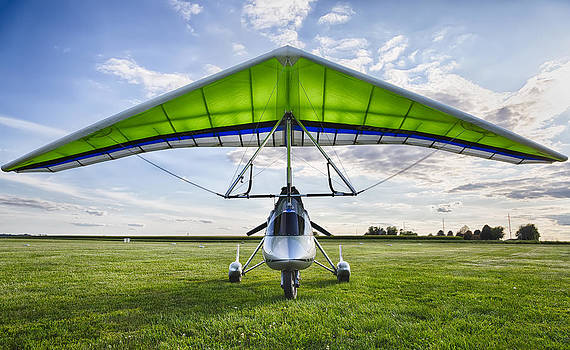 Adam Romanowicz - Airborne XT-912 Microlight Trike