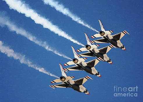 Airplanes by Larry Stolle