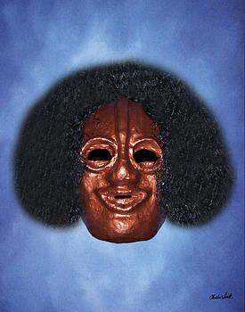 Akineu God of Tricks Mask by Charles Smith