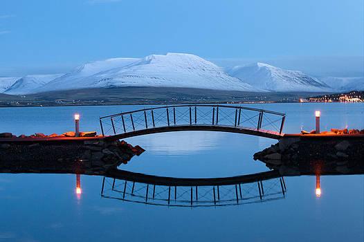 Akureyri by Daniel Sands