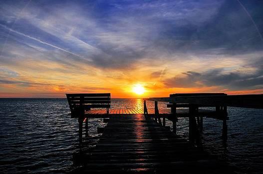 Alabama Sunset by Rachel E Moniz