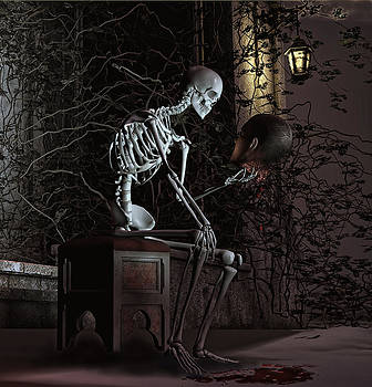 Alas Poor Yorick by Michael Cleere