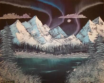 Alaskan Northern Lights by Jared Swanson