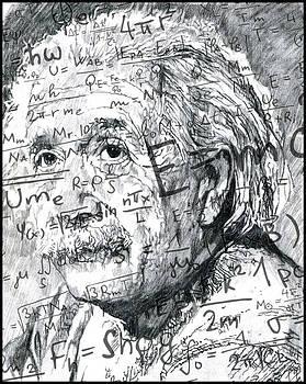 Albert Einstein by Kyle Willis