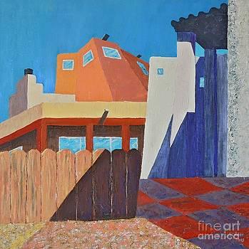 Albuquerque Rays by Judith Espinoza