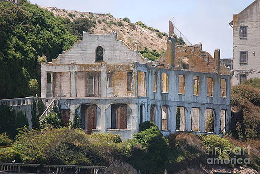 Alcatraz #3 by George Mount