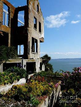 Alcatraz Ruin by Avis  Noelle