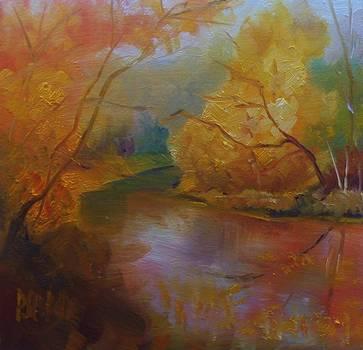 Alexandra's Autumn by Patricia Seitz
