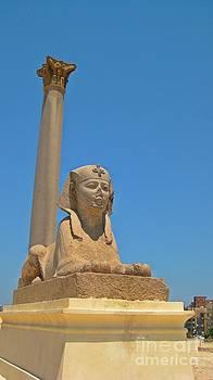 John Malone - Alexandria Egypt