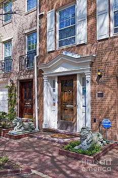 David Zanzinger - Alexandria Virginia Brownstone