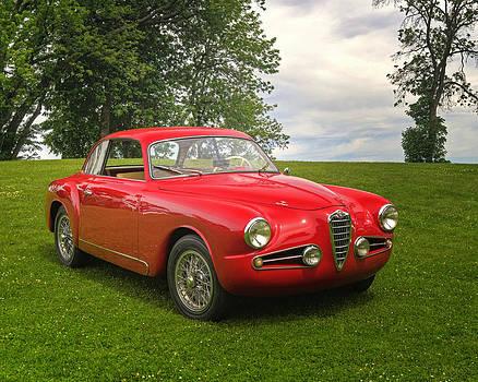 Alfa Romeo Superleggera Touring by Claudio Bacinello