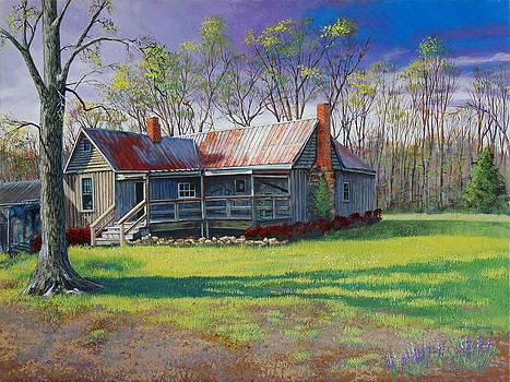 Alice Walker Homestead by Peter Muzyka