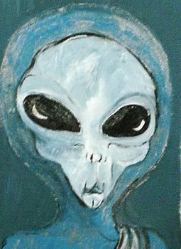 Alien by Ann Teicher