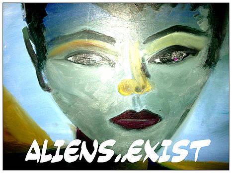Aliens-Exist by Pumpkin Reyes