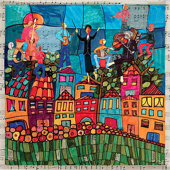 Allegro by Dora Ficher