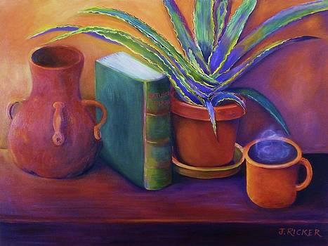 Aloe and Coffee by Jane Ricker