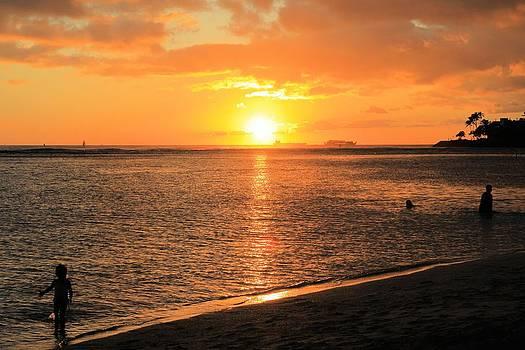 Aloha ahiahi... Ohana by DJ Florek
