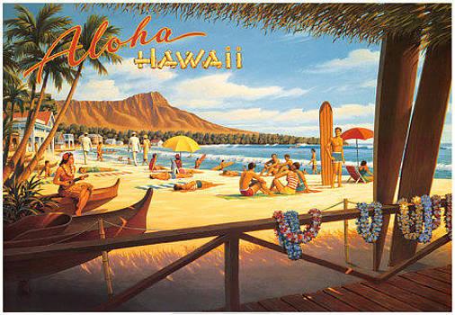 Aloha Hawaii by Vintage
