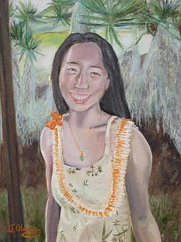Aloha Jade by Jeffrey Oleniacz