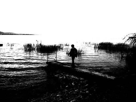 Alone by Peter Berdan