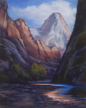 Along the Narrows by Marjie EakinPetty
