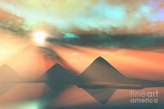 Corey Ford - Along the Nile