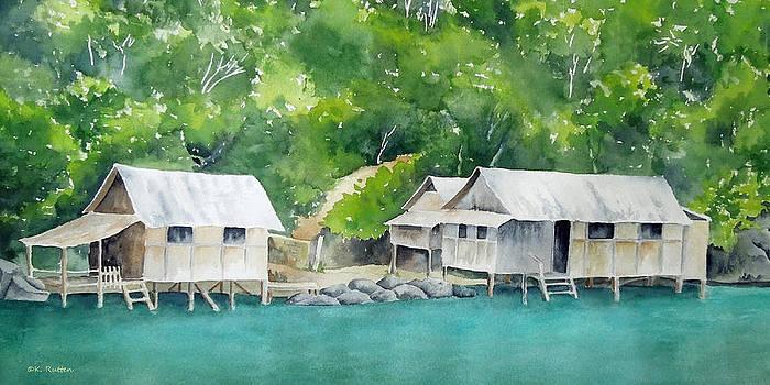 Along The Waters Edge by Kathleen Rutten