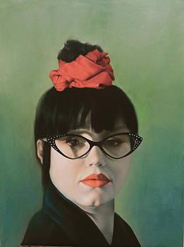 Alpha Girl by Pauline Bradshaw