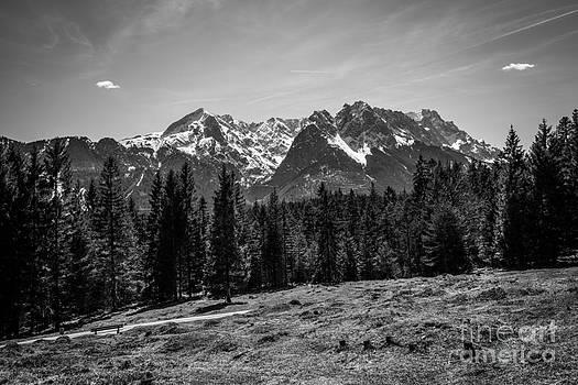 Hannes Cmarits - Alpspitze till Zugspitze II