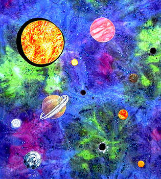 Alternate Solar System by Maureen Wartski