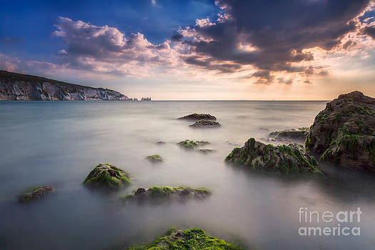 English Landscapes - Alum Bay and The Needles