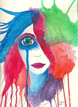 Always The Clown by Emily Alexander